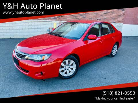 2009 Subaru Impreza for sale at Y&H Auto Planet in West Sand Lake NY