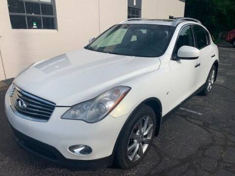 2014 Infiniti QX50 for sale at Lighthouse Auto Sales in Holland MI