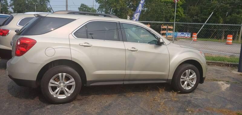 2013 Chevrolet Equinox for sale at Superior Motors in Mount Morris MI