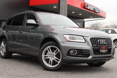 2017 Audi Q5 for sale at Gravity Autos Roswell in Roswell GA