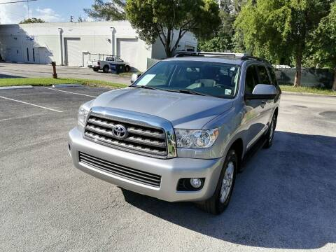 2014 Toyota Sequoia for sale at Best Price Car Dealer in Hallandale Beach FL