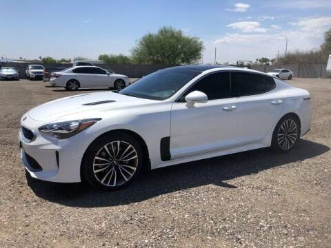 2018 Kia Stinger for sale at MyAutoJack.com @ Auto House in Tempe AZ