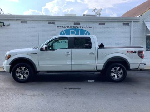 2012 Ford F-150 for sale at ARIA  AUTO  SALES in Raleigh NC