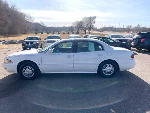 2005 Buick LeSabre for sale at Iowa Auto Sales, Inc in Sioux City IA