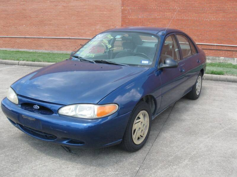 used 1999 ford escort for sale carsforsale com used 1999 ford escort for sale