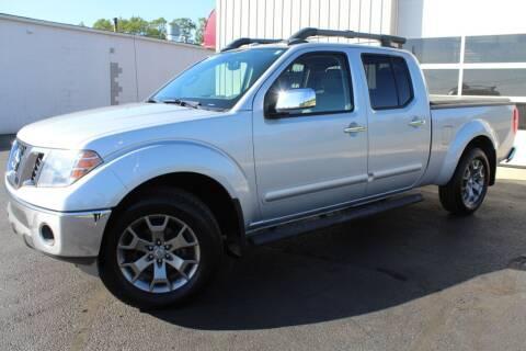2015 Nissan Frontier for sale at Platinum Motors LLC in Reynoldsburg OH