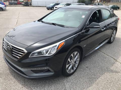 2015 Hyundai Sonata for sale at East Memphis Auto Center in Memphis TN