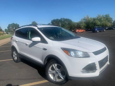 2013 Ford Escape for sale at CarDen in Denver CO