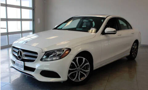 2018 Mercedes-Benz C-Class for sale at Auto Max Brokers in Palmdale CA