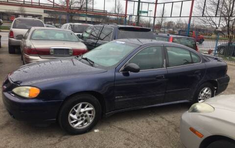 2004 Pontiac Grand Am for sale at HW Used Car Sales LTD in Chicago IL