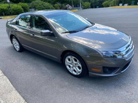 2011 Ford Fusion for sale at Dreams Auto Group LLC in Sterling VA