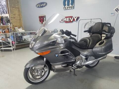 2007 BMW K1200LT for sale at HWY 49 MOTORCYCLE AND AUTO CENTER in Liberty NC