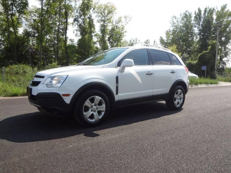 2014 Chevrolet Captiva Sport for sale at Garza Motors in Shakopee MN