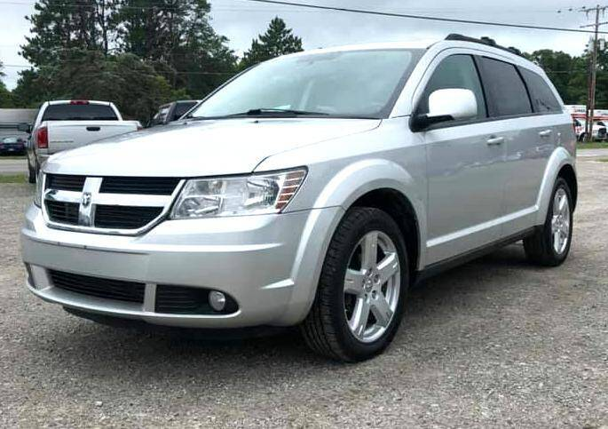 2010 Dodge Journey for sale at Hilltop Auto in Prescott MI