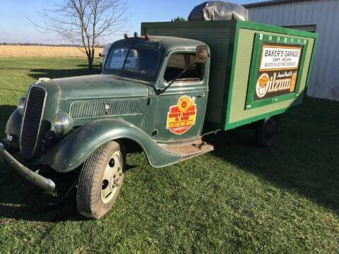 1937 Ford F-150 for sale at Haggle Me Classics in Hobart IN
