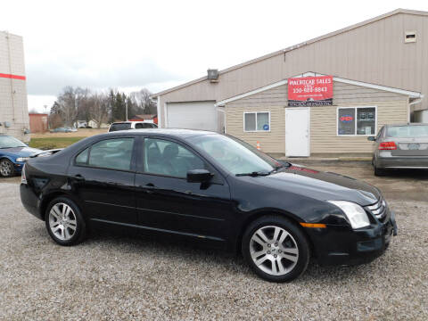 2007 Ford Fusion for sale at Macrocar Sales Inc in Akron OH