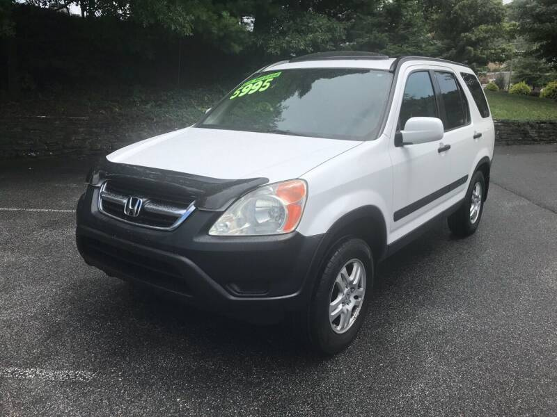2003 Honda CR-V for sale at Highland Auto Sales in Boone NC