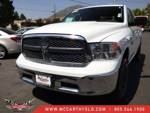 2018 RAM Ram Pickup 1500 for sale at McCarthy Wholesale in San Luis Obispo CA