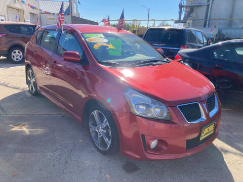 2009 Pontiac Vibe for sale at Lakeside Auto & Sports in Garrison ND