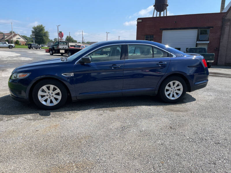 2012 Ford Taurus for sale at Apple Auto Repair Inc / Christiana Auto Sales in Christiana PA