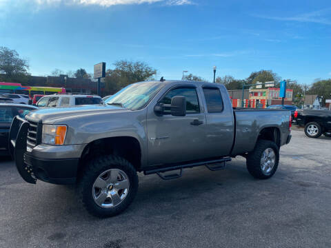 2012 GMC Sierra 1500 for sale at BWK of Columbia in Columbia SC