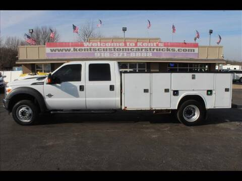 2015 Ford F-550 Super Duty for sale at Kents Custom Cars and Trucks in Collinsville OK