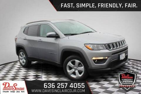 2021 Jeep Compass for sale at Dave Sinclair Chrysler Dodge Jeep Ram in Pacific MO