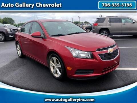 2014 Chevrolet Cruze for sale at Auto Gallery Chevrolet in Commerce GA