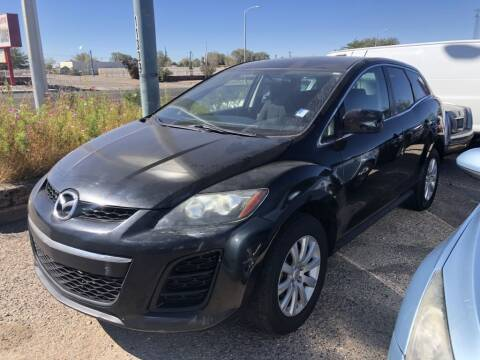 2011 Mazda CX-7 for sale at Top Gun Auto Sales, LLC in Albuquerque NM