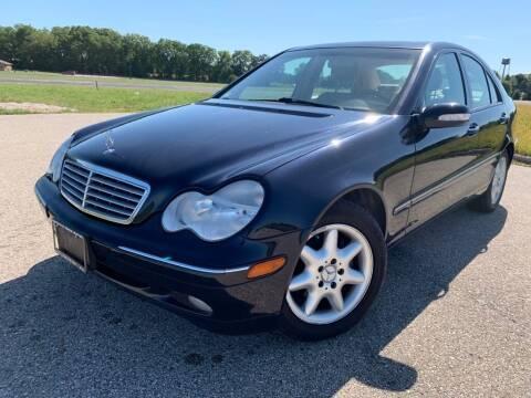 2002 Mercedes-Benz C-Class for sale at Geneva Motorcars LLC in Delavan WI