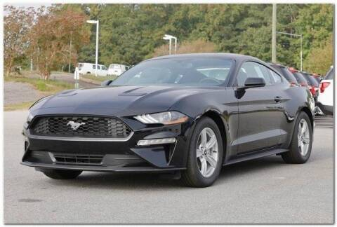 2020 Ford Mustang for sale at WHITE MOTORS INC in Roanoke Rapids NC