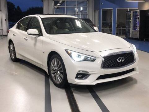 2018 Infiniti Q50 for sale at Simply Better Auto in Troy NY
