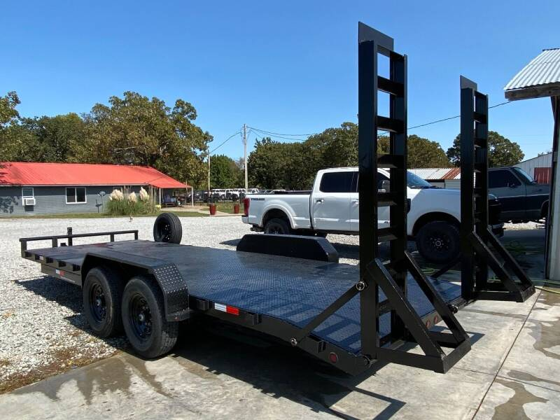 """2020 HD Trailer 83""""x22' 7K Axles Carhauler for sale at TINKER MOTOR COMPANY in Indianola OK"""