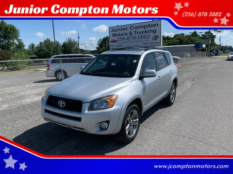 2011 Toyota RAV4 for sale at Junior Compton Motors in Albertville AL