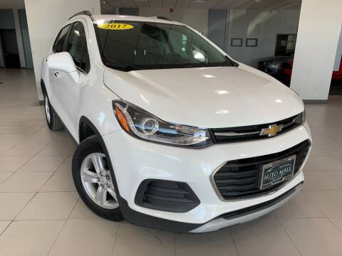 2017 Chevrolet Trax for sale at Auto Mall of Springfield in Springfield IL