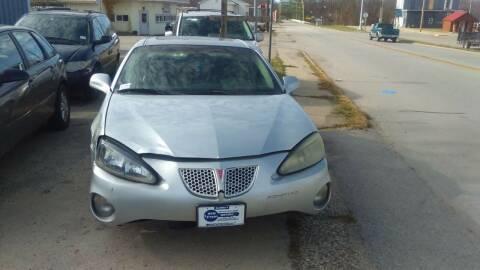 2004 Pontiac Grand Prix for sale at New Start Motors LLC in Montezuma IN