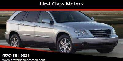 2007 Chrysler Pacifica for sale at First Class Motors in Greeley CO