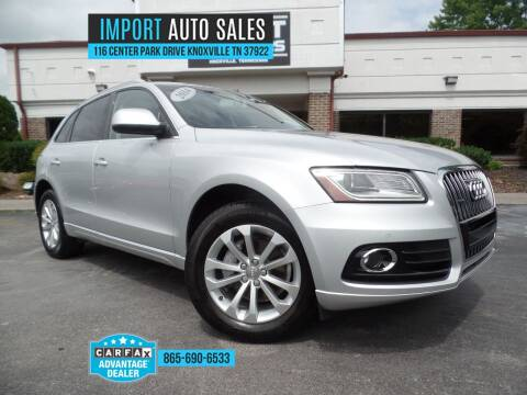 2014 Audi Q5 for sale at IMPORT AUTO SALES in Knoxville TN