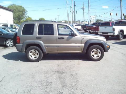2003 Jeep Liberty for sale at Settle Auto Sales TAYLOR ST. in Fort Wayne IN