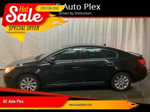 2013 Buick LaCrosse for sale at AC Auto Plex in Ontario NY