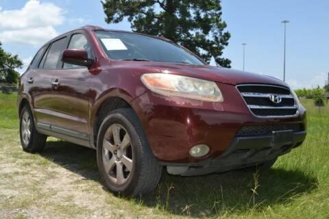 2008 Hyundai Santa Fe for sale at WOODLAKE MOTORS in Conroe TX