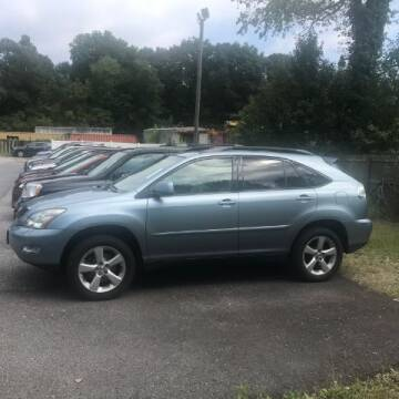 2007 Lexus RX 350 for sale at Sports & Imports in Pasadena MD