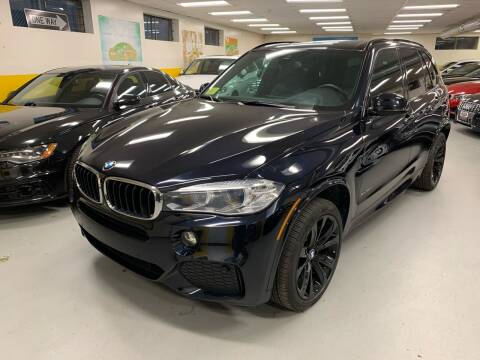 2016 BMW X5 for sale at Newton Automotive and Sales in Newton MA