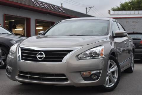 2013 Nissan Altima for sale at Chicago Cars US in Summit IL