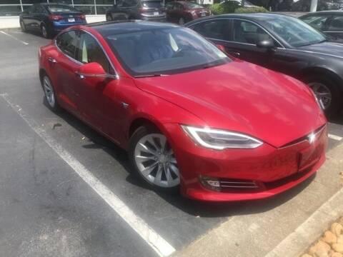 2016 Tesla Model S for sale at Southern Auto Solutions-Jim Ellis Hyundai in Marietta GA