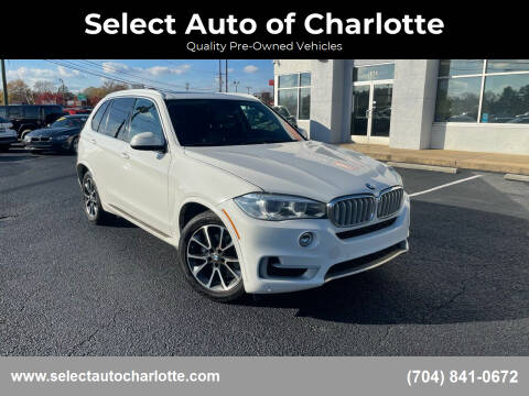2014 BMW X5 for sale at Select Auto of Charlotte in Matthews NC