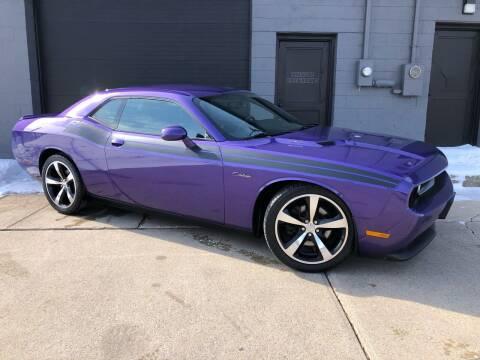 2014 Dodge Challenger for sale at Adrenaline Motorsports Inc. in Saginaw MI