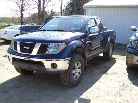 2006 Nissan Frontier for sale at Summit Auto Inc in Waterford PA