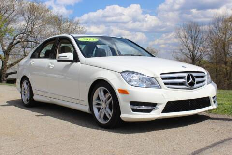 2012 Mercedes-Benz C-Class for sale at Harrison Auto Sales in Irwin PA