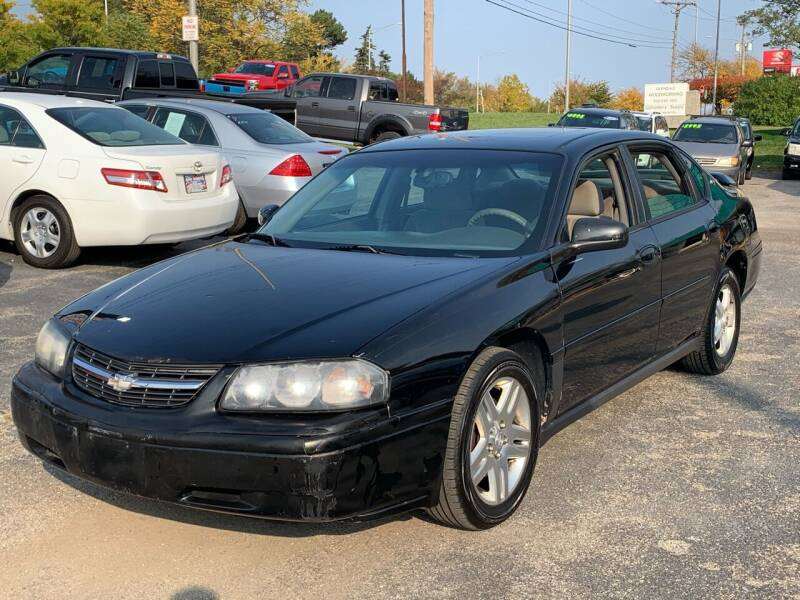 2005 Chevrolet Impala for sale at New Wheels in Glendale Heights IL